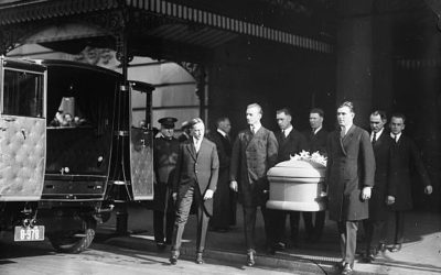 Eating our Emotions: A Brief History of Funeral Food