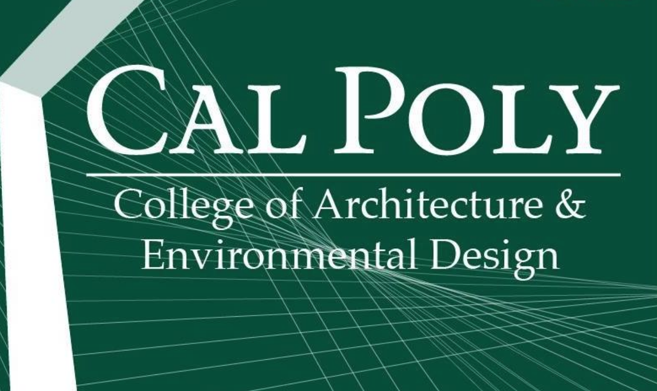 Cal Poly's College of Architecture and Environmental Design (CAED)
